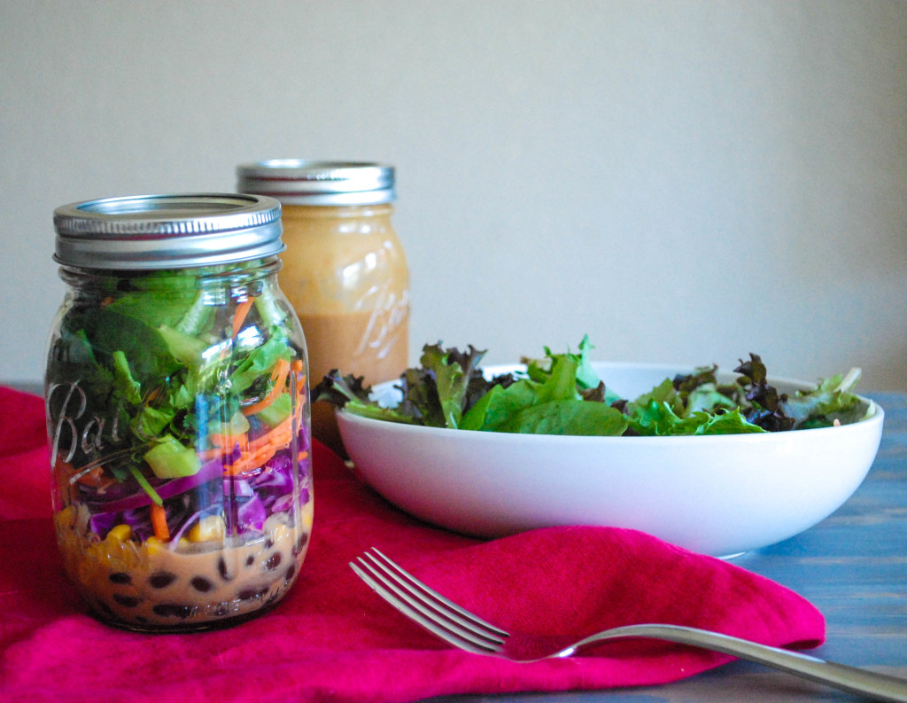 Pad Thai Peanut Salad Dressing-From Scratch Stat