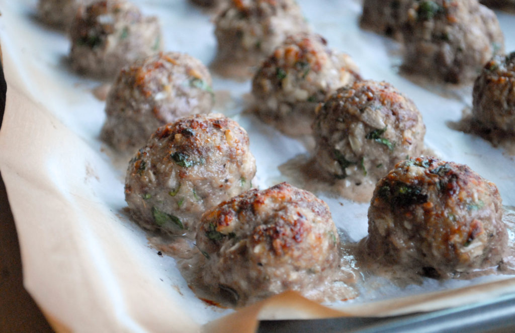 Our Favorite Meatballs-From Scratch Stat