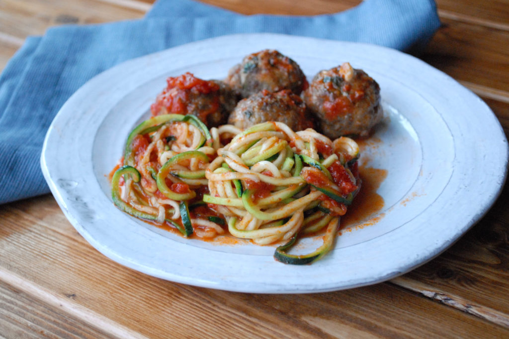 Our favorite meatballs- from scratch stat (2)